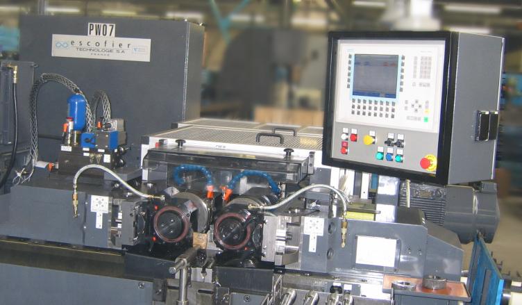 NC ROLLING MACHINE 50T
