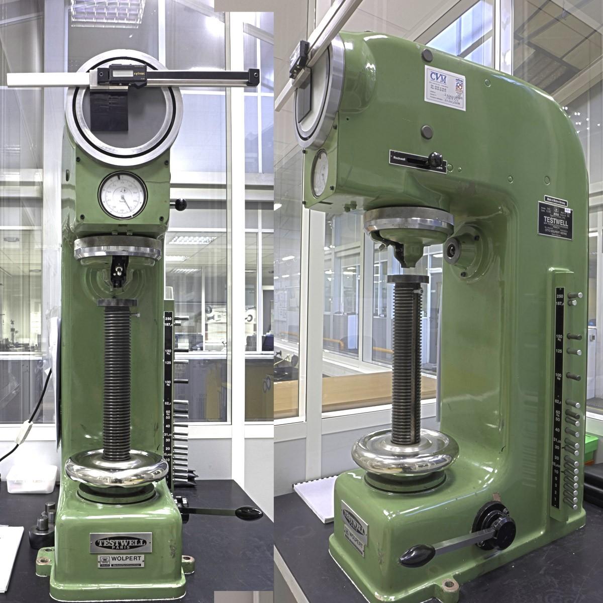 Hardness Test Machines