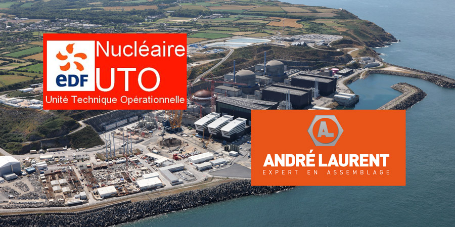UTO EDF André Laurent NUCLEAIRE