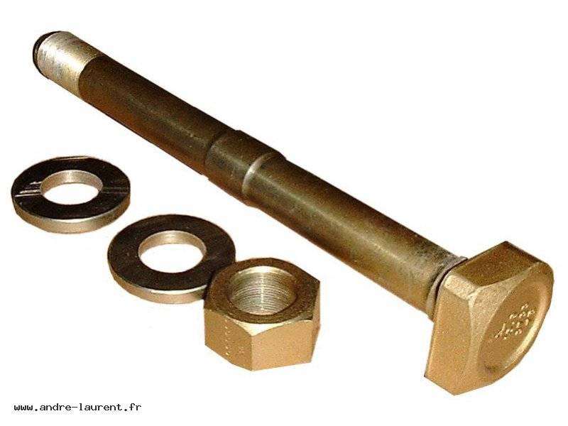 Clamping bolts manufacturer hydraulic and hydroelectric sector