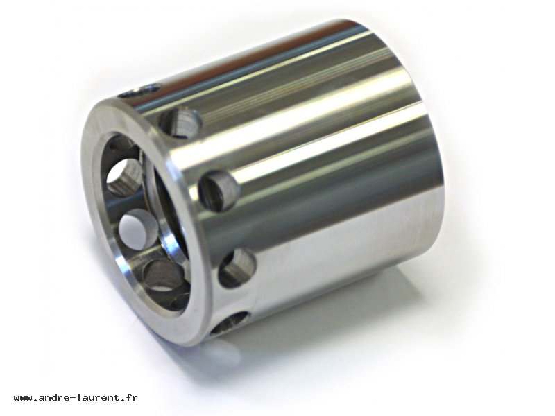 Nut M52x80, 42CrMo4