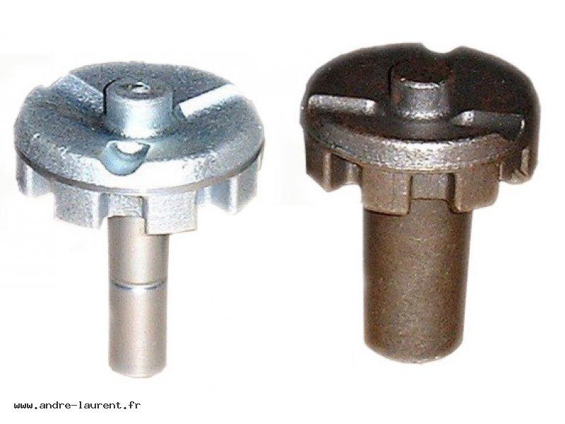Shaft-D25x130-Head-95-A60