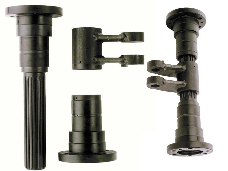 Whee-shaft-fragmenetd-assembledD70x220-34CrNiMo6