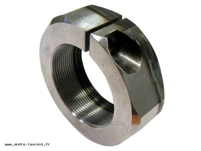 self locking hexagon nut manufacturer for the aeronautics sector