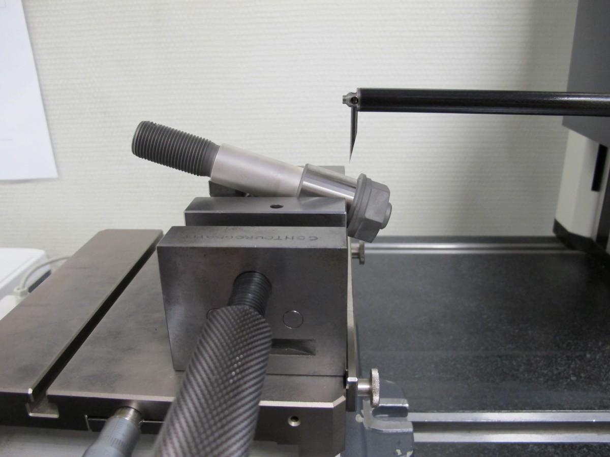 Control Contourograph special screws